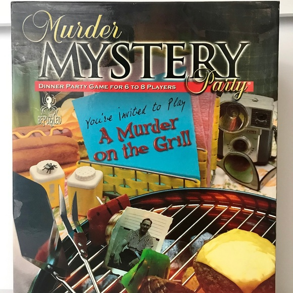 Other - Murder Mystery Party In a Box